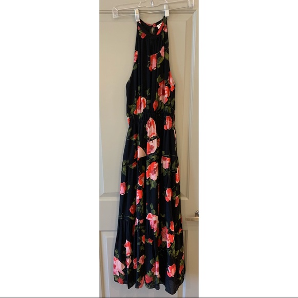 Aritzia Dresses & Skirts - Wilfred Effet dress black floral print XS aritzia
